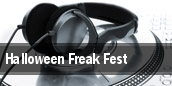 Halloween Freak Fest tickets