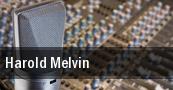 Harold Melvin tickets