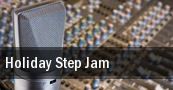 Holiday Step Jam Blue Cross Arena tickets