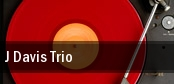 J Davis Trio Chicago tickets