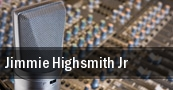 Jimmie Highsmith Jr. tickets