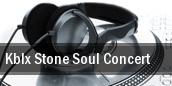 KBLX Stone Soul Concert tickets