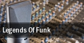 Legends of Funk Lake Charles Civic Center Rosa Hart Theatre tickets