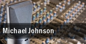 Michael Johnson tickets