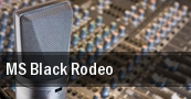MS Black Rodeo Mississippi Coliseum tickets