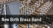 New Birth Brass Band tickets