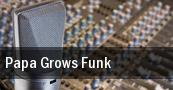 Papa Grows Funk San Francisco tickets