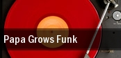 Papa Grows Funk Solar Center tickets