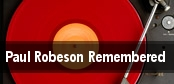 Paul Robeson Remembered tickets