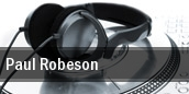 Paul Robeson tickets