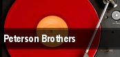 Peterson Brothers tickets