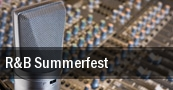 R&B Summerfest tickets