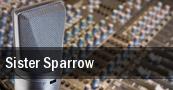 Sister Sparrow New York tickets