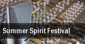 Summer Spirit Festival tickets