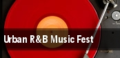 Urban R&B Music Fest tickets