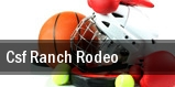 CSF Ranch Rodeo tickets