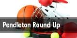Pendleton Round Up tickets