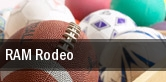 RAM Rodeo tickets
