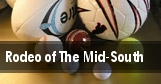 Rodeo of The Mid-South tickets
