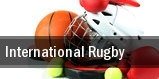 International Rugby tickets