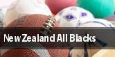 New Zealand All Blacks tickets