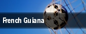French Guiana tickets