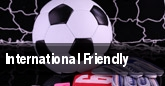 International Friendly tickets