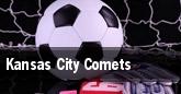 Kansas City Comets tickets