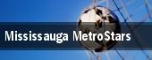 Mississauga MetroStars tickets
