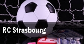 RC Strasbourg tickets