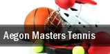 Aegon Masters Tennis tickets