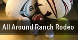 All Around Ranch Rodeo tickets
