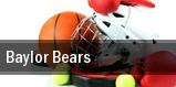Baylor Bears tickets