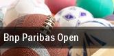 BNP Paribas Open tickets