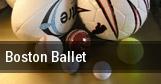 Boston Ballet tickets