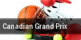 Canadian Grand Prix tickets