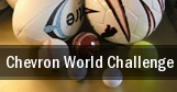 Chevron World Challenge tickets