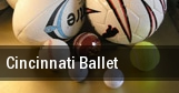 Cincinnati Ballet tickets