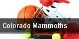 Colorado Mammoths tickets