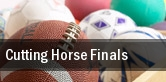 Cutting Horse Finals tickets