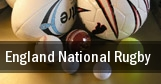 England National Rugby tickets