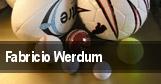 Fabricio Werdum tickets