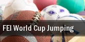 FEI World Cup Jumping tickets