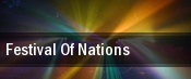 Festival Of Nations tickets