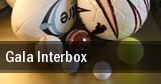 Gala Interbox tickets