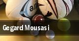 Gegard Mousasi tickets
