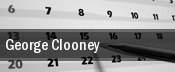 George Clooney tickets