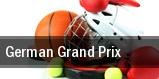 German Grand Prix tickets