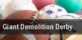 Giant Demolition Derby tickets