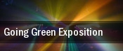 Going Green Exposition tickets